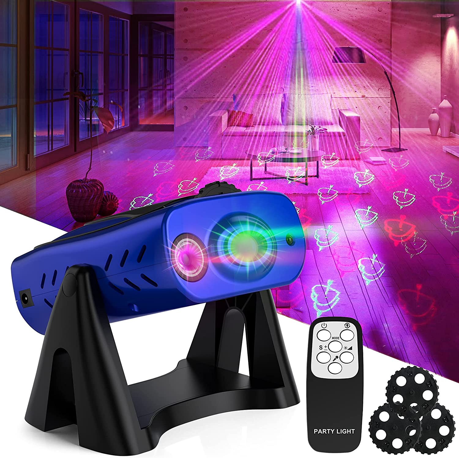 Party Lights Dj store Disco Sound Strobe Flash Light Ranking TOP6 Activated