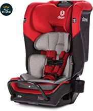 Diono Radian 3QX Latch, All-in-One Convertible Car Seat, Red Cherry