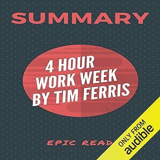 Summary: The 4-Hour Workweek by Tim Ferris
