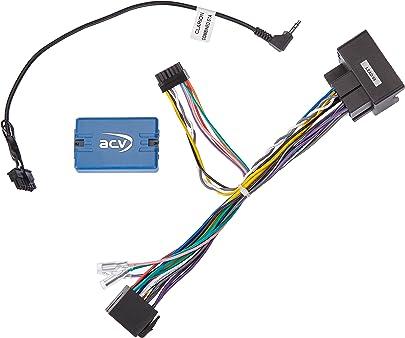 ACV 42/ 2004/ Quadlock Kenwood, B /702//_ 7/LFB Steering Wheel Remote Control Adaptor for Opel Zafira /VX/