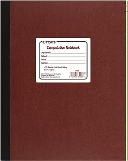 tops computation notebook 35126