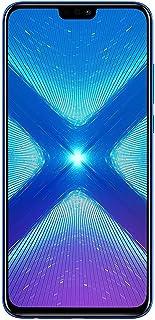 HUAWEI - Teléfono Celular Honor 8X (64 GB + 4 GB de RAM) 16.5 cm (6.5 Pulgadas) HD 4G LTE gsm, Desbloqueado de fábrica Sma...