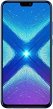 "Huawei Honor 8X (64GB + 4GB RAM) 6.5"" HD 4G LTE GSM Factory Unlocked Smartphone - International Version No Warranty JSN-L2..."