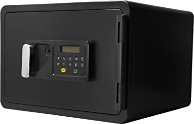 BARSKA AX11902 Fireproof Digital Keypad Security Safe 0.54 Cubic Ft
