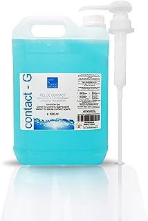 Kontaktgel glidgel gelgel ultraljudsgel gel elektrisk gel 1000 ml