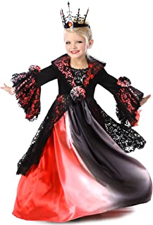 Princess Paradise - Girl's Vampire Costume
