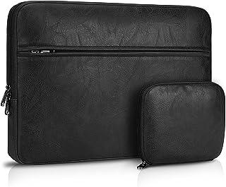 NEWHEY ノートPCケース 13.3-14インチ パソコンケース 15-15.6インチ ラップトップスリーブケース 耐衝撃 撥水加工 インナーバッグ MacBook Air 13/MacBook Pro 13/ThinkPad/FUJITS...