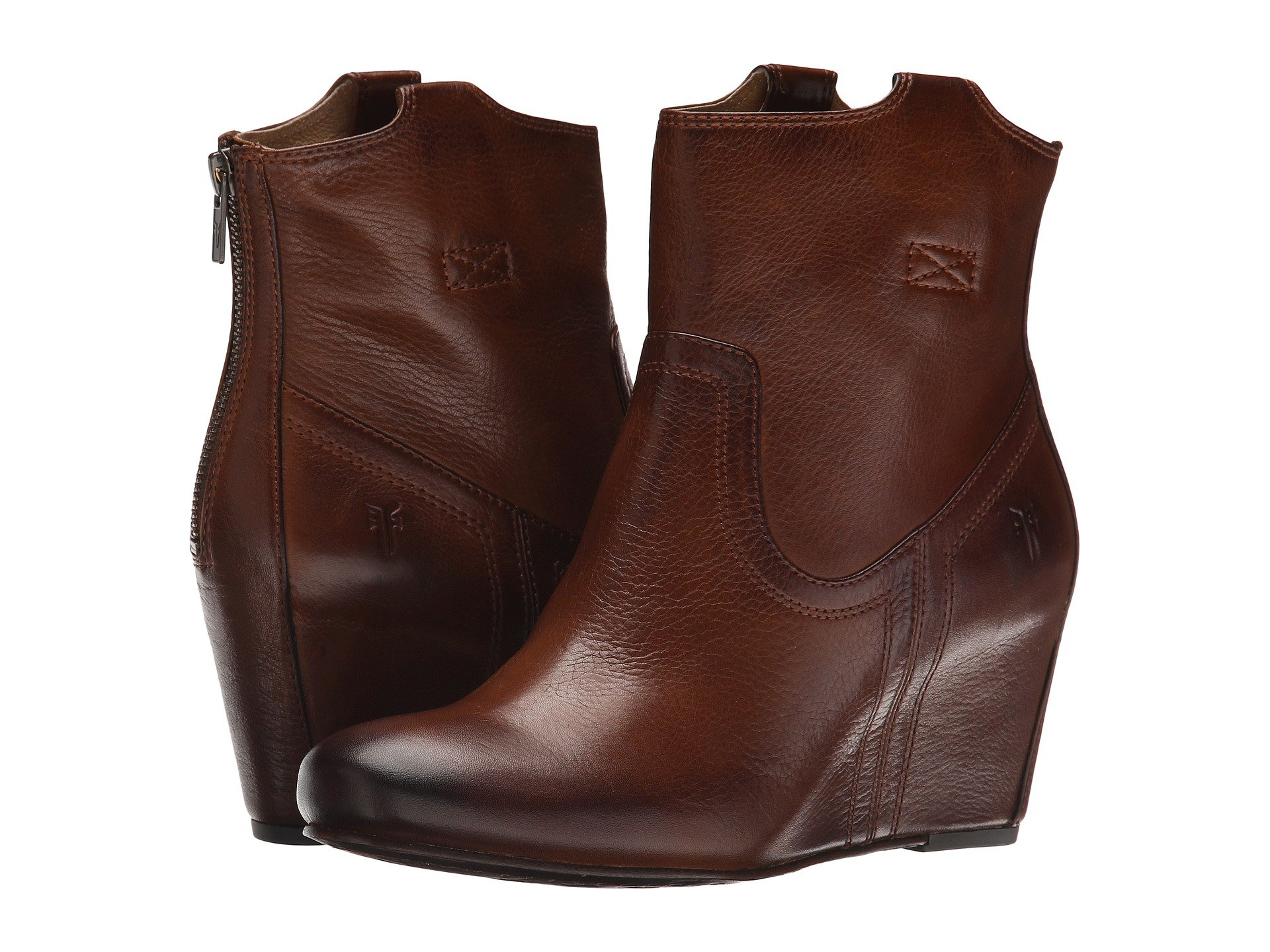 Carson Wedge Bootie