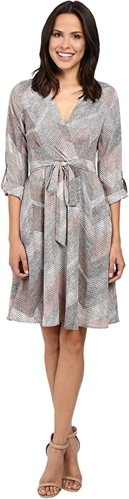 B Collection by Bobeau - Laci Wrap Dress