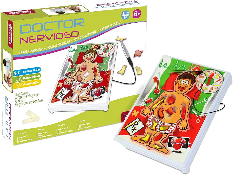 JUINSA Juego Doctor Operaciones (32746), Multicolor