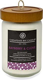 Chesapeake Bay Candle Heritage Scented Candle, Bayberry & Clove Large