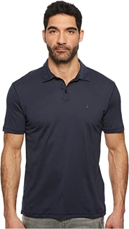 John Varvatos Star U.S.A. - Pima Cotton Peace Polo K1381U1B