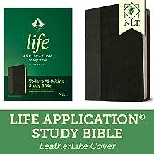 NLT Life Application Study Bible, Third Edition [Bible] 2019
