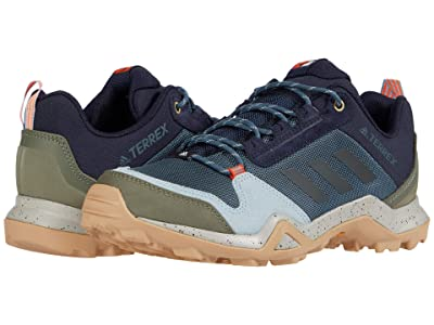 adidas Outdoor Terrex AX3 Blue (Legacy Blue/Legend Earth/Ash Grey) Men