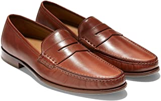 260bef1d3c FREE Shipping on eligible orders. Cole Haan Men's Aiden Grand Penny II  C22771 British Tan