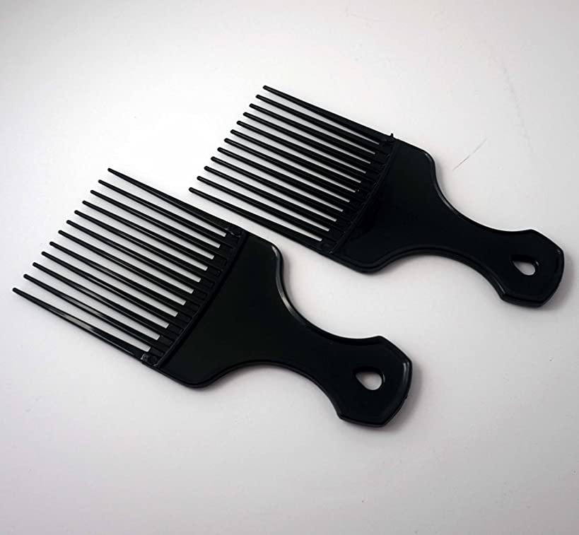 7in Plastic Pick Comb