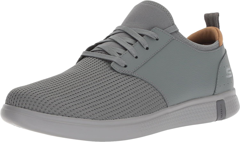 Skechers Men's Glide 2.0 Ultra 55461 Sneaker, Charcoal, 7 M US