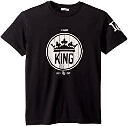 King T-Shirt (Big Kids)