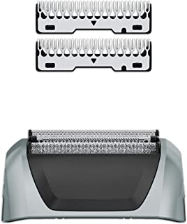 Wahl Silver Speed Shave Replacement Foils, Cutters and Head for 7061 Series, #7045-400