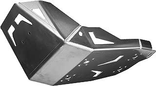 Protezione pompa freno posteriore in alluminio anodizzato Silver per MyTech BMW F 800 GS