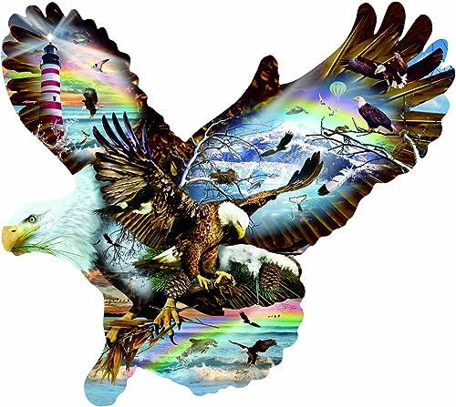 cómodamente Eagle Eye a 1000-Piece Jigsaw Jigsaw Jigsaw Puzzle by Sunsout Inc. by SunsOut  ganancia cero