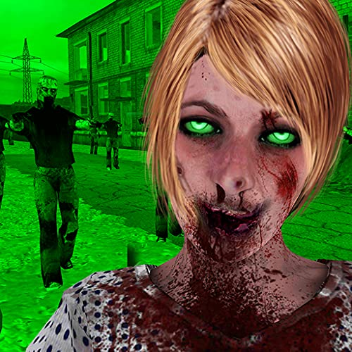 Zombie Shooting Game