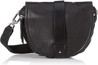 Liebeskind Berlin Umhängetasche, Soft Bucket Belt Bag, Medium, black