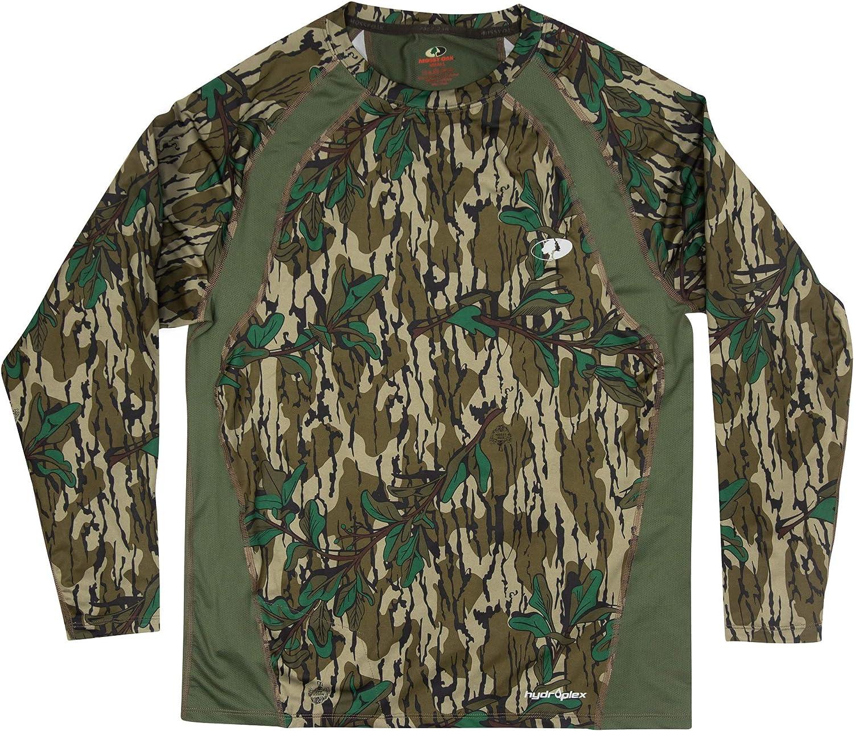 Mossy 正規販売店 Oak Men's Lightweight Shirts Hunting Camo 誕生日プレゼント