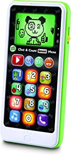 Leap Frog Chat & Count Smart Phone, Multicolor, Piece Of 1