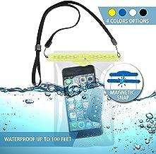 WaterSeals Phone (7.2x4.4), Yellow