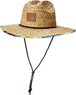 Quiksilver Men's Outsider Straw Sun Protection Hat