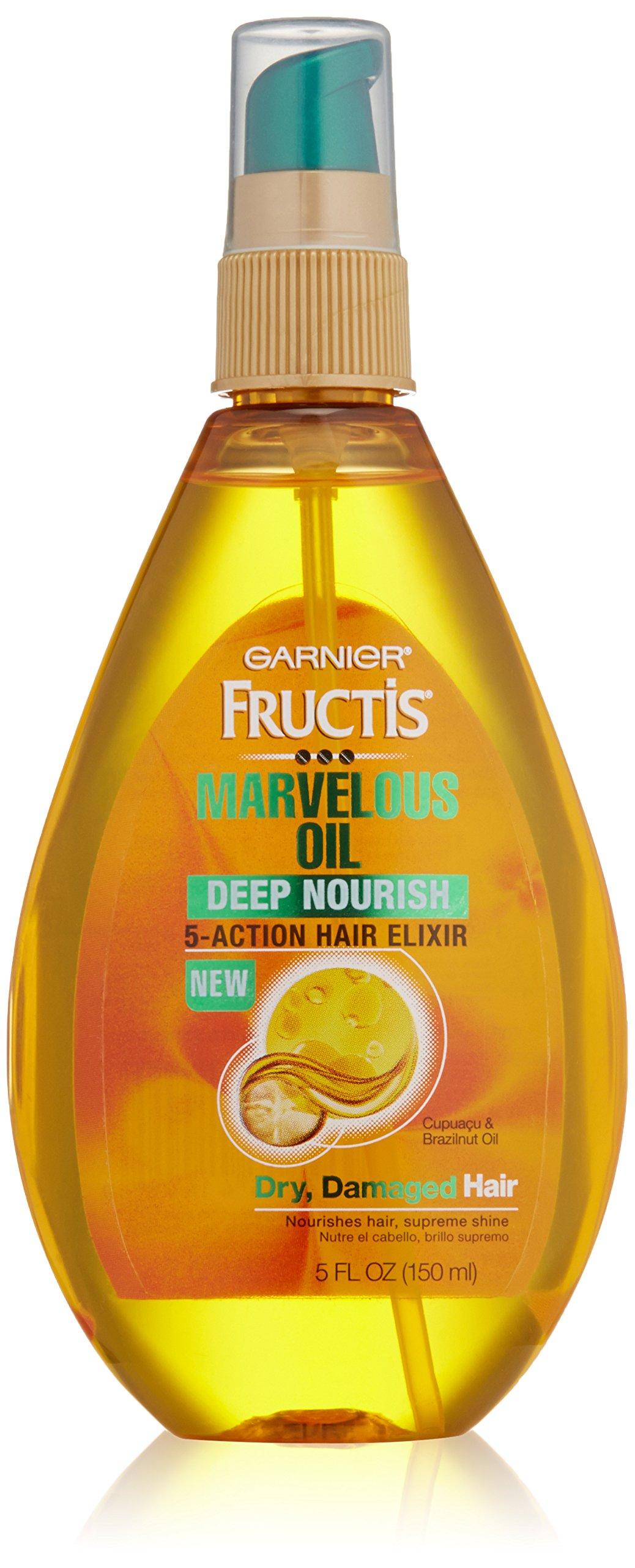 Garnier Fructis Marvelous Nourish 5 Action