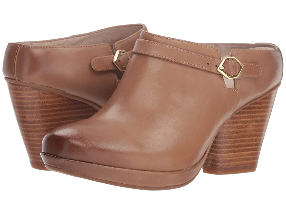 Dansko Malissa (Tan Burnished Calf) Women