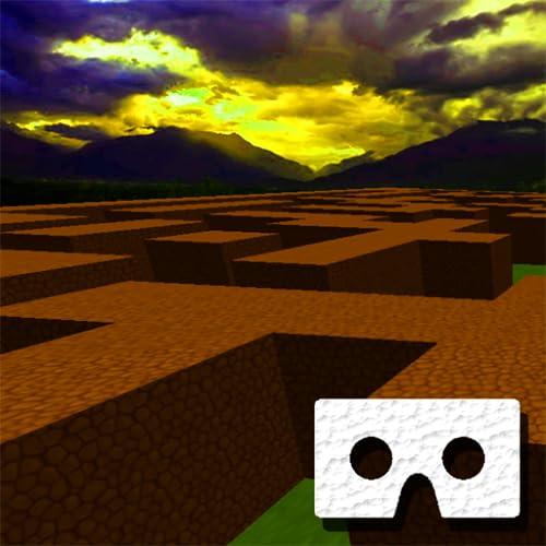VR Maze Run Journey