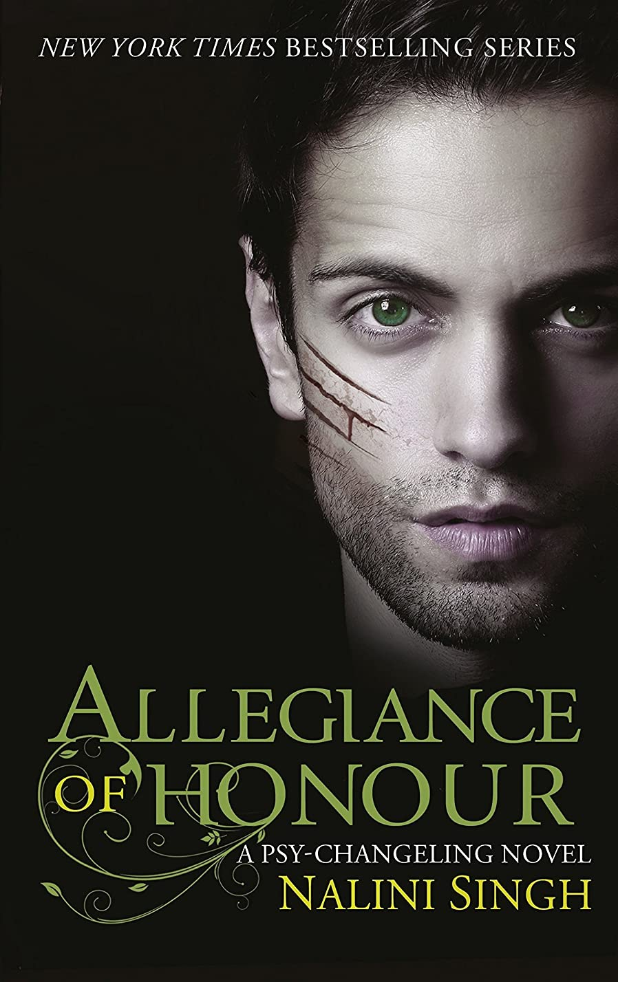 流体波パーティーAllegiance of Honour: Book 15 (The Psy-Changeling Series) (English Edition)