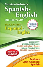 Merriam-Webster's Spanish-English Dictionary, New 2016 Copyright (Spanish and English Edition)