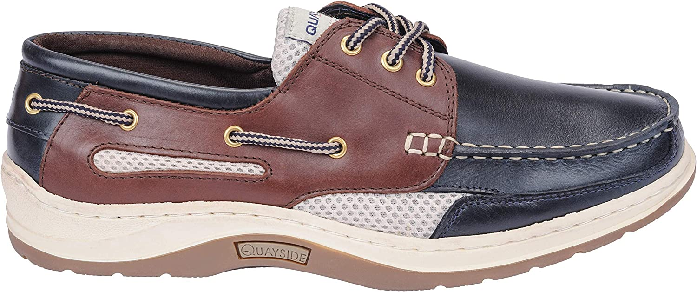 Quayside Men's Boat Shoe Max 55% Fresno Mall OFF