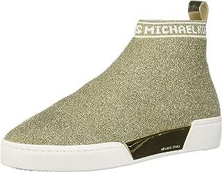 Skyler Knit High-Top Booties Sock Sneaker