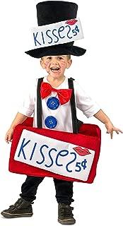 Princess Paradise Kissing Booth Costume