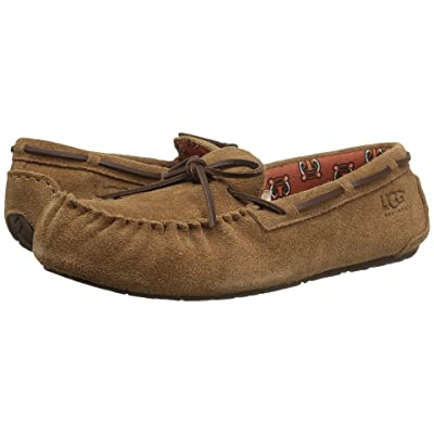 UGG Kids Ryder Jungle (Toddler/Little Kid/Big Kid) (Chestnut) Kids Shoes
