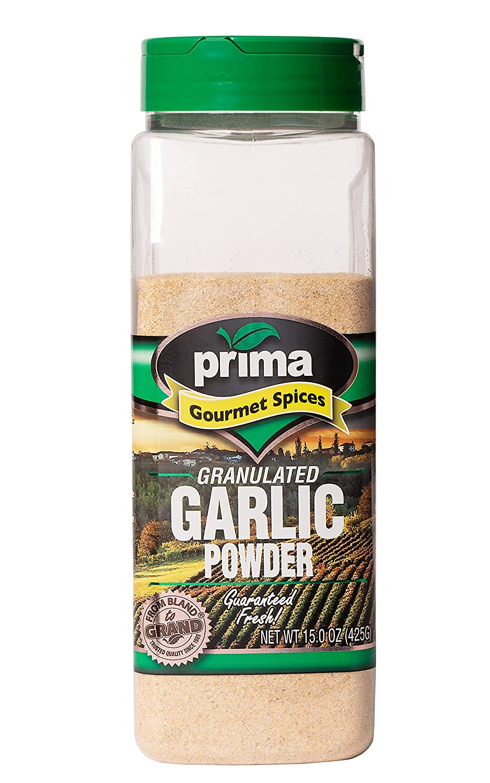Prima Spice California Granulated Garlic Kosher Powder - Oz Colorado NEW before selling ☆ Springs Mall 15