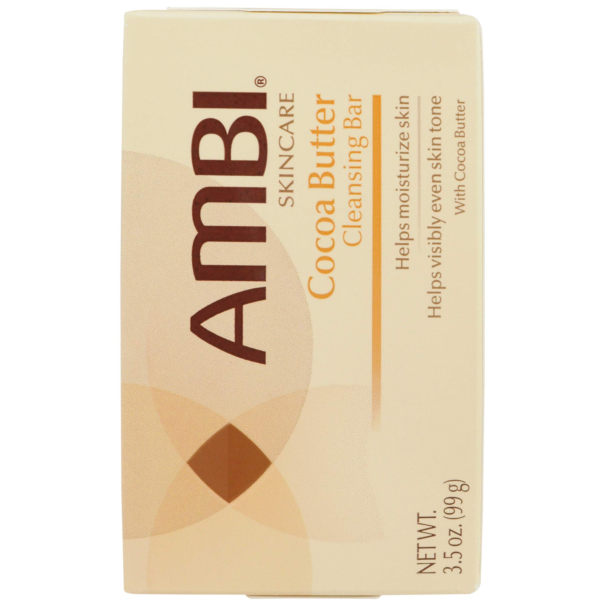 Ambi Skin Care Cleansing Bar - Cocoa Butter - 3.5 Oz