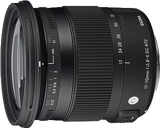 SIGMA ズームレンズ Contemporary 17-70mm F2.8-4 DC MACRO HSM ソニー用 APS-C専用 884628