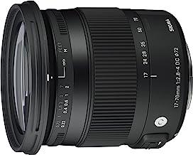 Sigma 17-70mm F2.8-4 DC Macro HSM (revisión C) - Objetivo para montura Pentax (Estándar, SLR, 16/14, 79 mm, 82 mm, 72 mm) Negro