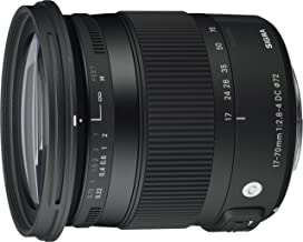 Sigma 17-70mm F2.8-4 Contemporary DC Macro OS HSM Lens for Nikon