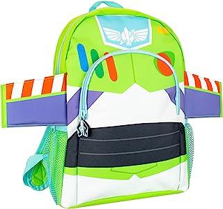 Disney Mochila para Niños Toy Story Buzz Lightyear Verde