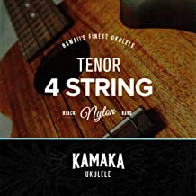 KAMAKA(カマカ) ウクレレ 弦セット (テナー用 ブラックナイロン S-3 Tenor 4 Strings )