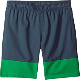 Solar Stream Stretch Shorts (Little Kids/Big Kids)