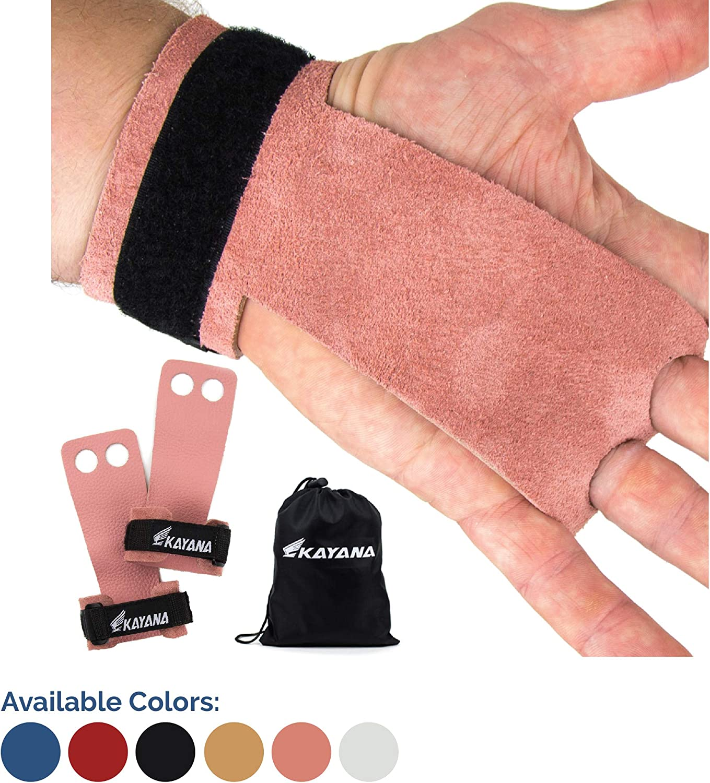 KAYANA 2 Hole Leather Virginia Beach Mall Gymnastics Hand Protection 25% OFF Palm Grips - an
