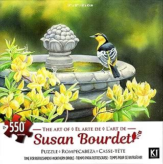 Rail Tie Rendezvous By Susan Bourdet 550 Piece Puzzle George